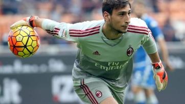 Сегодня 17-летний Доннарумма сыграет 50-й матч за «Милан»