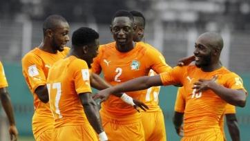 Кот-д'Ивуар выиграл в спарринге со шведами