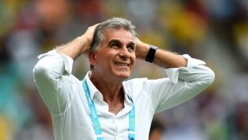 Кейруш больше не является наставником иранской сборной