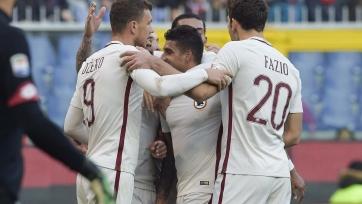 «Рома» выиграла в гостях у «Дженоа» и другие результаты матчей 19-го тура Серии А