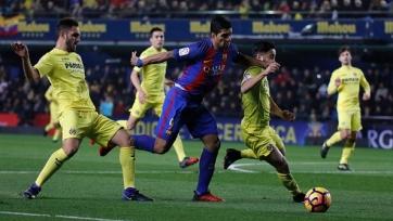 «Барселона» с трудом спаслась от поражения в матче с «Вильярреалом»