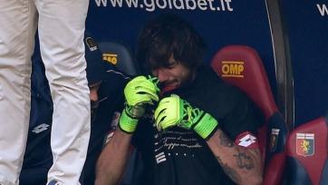 Голкипер сборной Италии пропустит остаток сезона