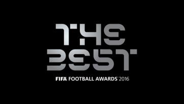 Церемония вручения FIFA The Best начнётся в 20:30 по Москве