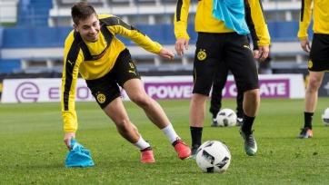 Игрок дортмундской «Боруссии» восстановился от травмы