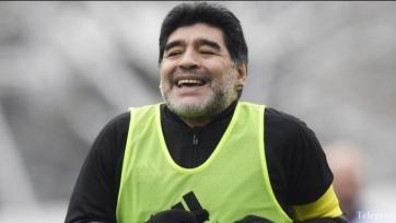 Марадона верит, что «Наполи» выиграет чемпионат Италии