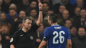 Апелляция «Челси» по Терри отклонена