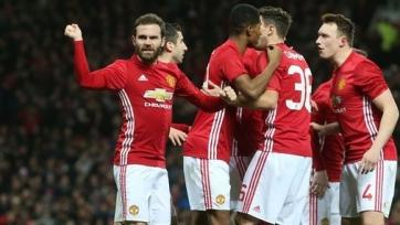«Манчестер Юнайтед» обыграл «Халл Сити»