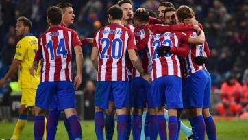 «Атлетико» проиграл «Лас-Пальмасу», но выходит в четвертьфинал Кубка Испании