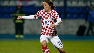 Лука Модрич назван лучшим футболистом Хорватии