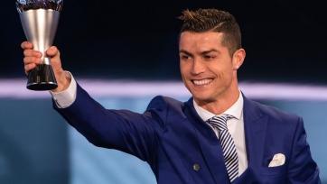 Криштиану Роналду: «Я уже вошёл в историю футбола»
