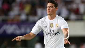 «Хэбэй Чайна Форчун» предложил «Реалу» 110 миллионов евро за Хамеса