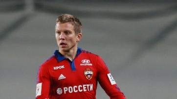 ЦСКА разорвал контракт с Александром Цауней