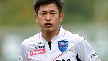 49-летний Миура заключил новое соглашение с клубом «Иокогама»