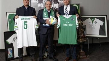 «Нью-Йорк Космос» спасён, самый знаменитый американский клуб выкуплен выходцем из Италии