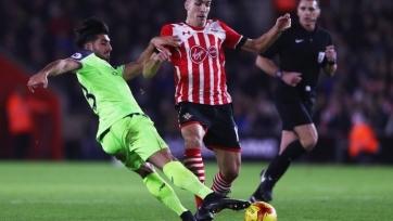 «Саутгемптон» обыграл «Ливерпуль» в первом полуфинальном матче Кубка английской лиги