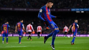 «Барселона» вышла в четвертьфинал Кубка Испании, выиграв у «Атлетика»