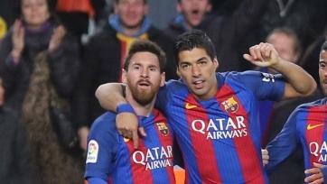 Суарес советует «Барселоне» пойти Месси навстречу