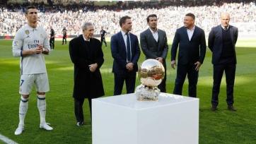 Копа считает, что Роналду способен ещё раз выиграть «Золотой мяч»