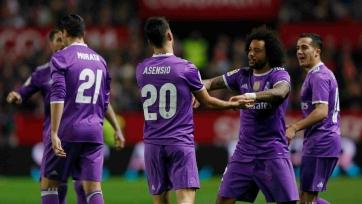 «Севилья» и «Реал» выдали результативную ничью