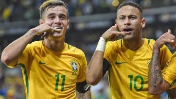 Коутиньо: «Неймар - главный идол в Бразилии»