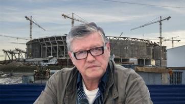 Орлов: «Крестовский» строят плохо, тяжело, такие у нас строители. Впрочем, это уникальное сооружение»