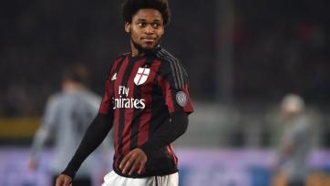Мелегари: «У Луиса Адриано хорошая статистика, в «Милане» ему просто не повезло»
