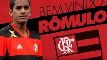 Официально: Ромуло присоединился к «Фламенго»