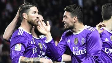 «Реал» выразил поддержку Серхио Рамосу