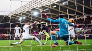 «Арсенал» нанёс разгромное поражение «Суонси»