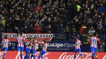 «Атлетико» с минимальным счётом обыграл «Бетис»