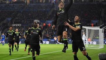 «Челси» набрал больше очков за 21 тур текущего сезона, чем за весь прошлый чемпионат
