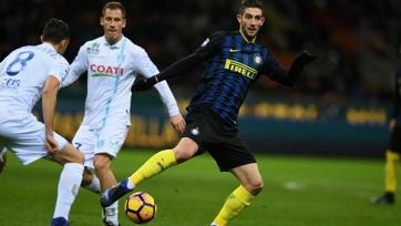 «Интер» одержал волевую победу над «Кьево»