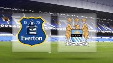 «Эвертон» – «Манчестер Сити», прямая онлайн-трансляция. Стартовые составы команд