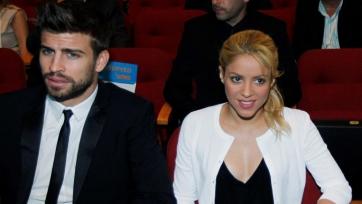 Шакира хочет, чтобы Пике ушёл из «Барселоны»