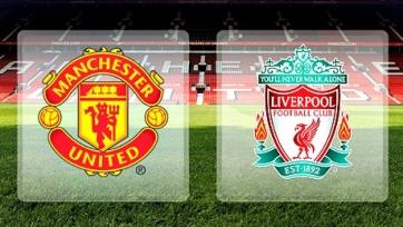 «Манчестер Юнайтед» – «Ливерпуль», прямая онлайн-трансляция. Стартовые составы команд