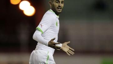 Дубль Мареза принёс Алжиру очко в игре с Зимбабве