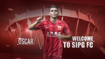 Оскар считает, что китайские деньги принесут пользу футболу