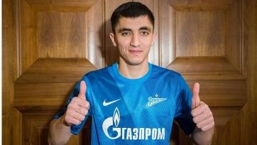Цаллагов жаждет стать чемпионом России в составе «Зенита»