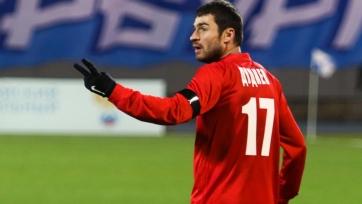 «Анжи» подпишет Дудиева и Тетрашвили