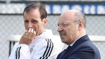 Маротта: «Аллегри - победоносный тренер и у нас нет причин с ним расставаться»