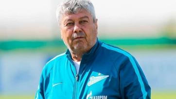 Луческу: «Повторю еще раз то, что говорил вчера: это всего лишь тренировка»