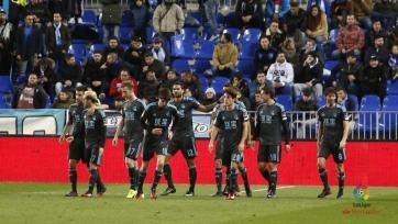 «Малага» уступила дома «Реал Сосьедаду»