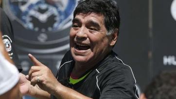 Официально: Марадона возвращается в «Наполи»
