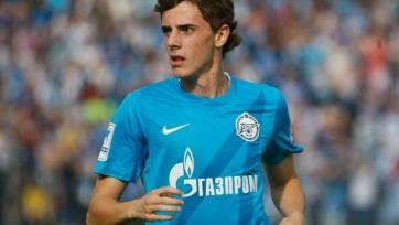 «Зенит» забил на 13 мячей больше соперника в товарищеском матче