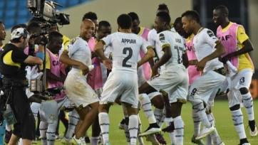 Гана с минимальным счётом одержала победу над Угандой
