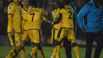 «Блэкпул», «Линкольн», «Саттон» и «Бристоль Сити» добыли путёвки в 1/16-ю финала Кубка Англии