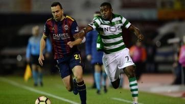 Лиссабонский «Спортинг» прекратил борьбу в Кубке Португалии