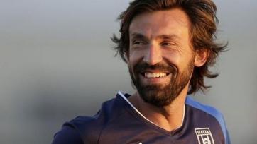 Пирло останется в футболе после завершения карьеры
