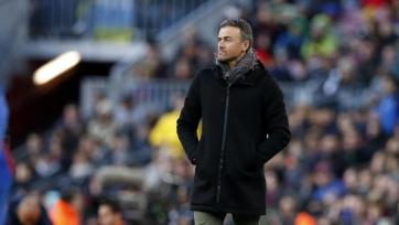 Игроки «Барселоны» находятся в подвешенном состоянии из-за неопределённости по Луису Энрике