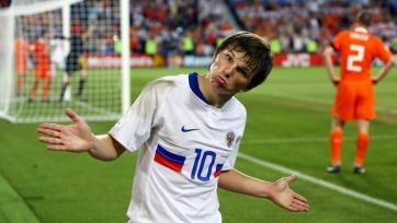 Аршавин – в списке лучших игроков, никогда не выступавших на ЧМ